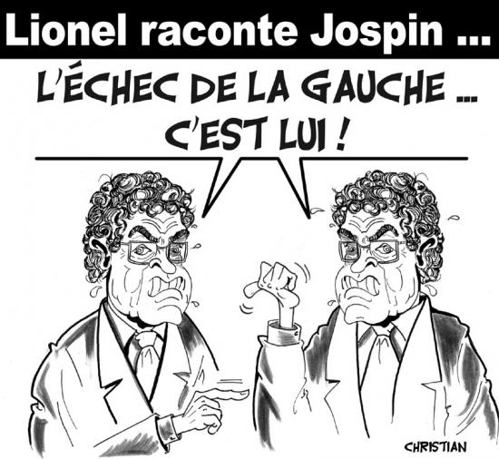 Lionel Jospin par chris69
